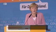 Merkel Seçim Gezisinde