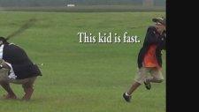 Adam RC Helikopterden Fena Darbe Aldı
