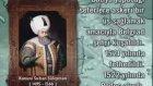 Ders: 1494-1566 Kanuni Sultan Süleyman Kimdir?