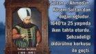 Ders: 1616-1648 Sultan İbrahim Kimdir?