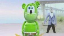 Gummy Bear Gangnam Style