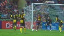 Barcelona 3 - 1 Malaysia (Maç Özeti)