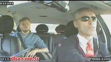 Başbakan Taksi Şoförü Olursa