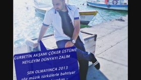 Türkülerle Bahtiyar - Sen Olmayınca