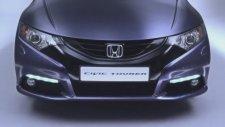 Yeni 2014 Honda Civic Tourer