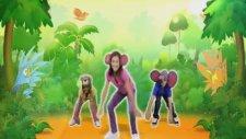 DERS: Sabah Sporu:Maymun Dansı Monkey Dance