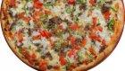 Sebzeli Kıymalı Pizza Tarifi