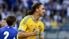 Zlatan Ibrahimovic'ten Hazırlık Maçında Ölüm Vuruşu Golü
