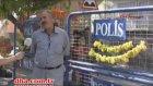 Polis Barikatına Dolmalık Biber