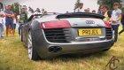 Audi R8 Egzoz Sesi