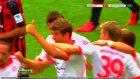 Eintracht Frankfurt 0-1 Bayern Münih (Maç Özeti)