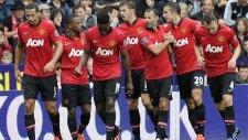 Swansea City 1-4 Manchester United (Maç Özeti)