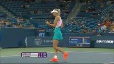 Victoria Azarenka 2-0 Caroline Wozniacki | Cincinnati Masters