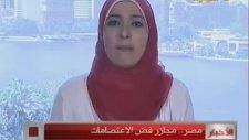 Trt Mısır Muhabirinin Gözyaşları