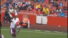 Arsenalli Oyuncu Ölümden Döndü
