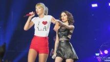 Taylor Swift & Cher Lloyd - Want U Back (Canlı Performans)