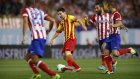 Atletico Madrid 1-1 Barcelona (Özet)