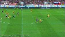David Villa'dan Eski Takımına Enfes Gol!