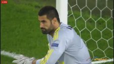 Fenerbahce 0-2 Arsenal (Ramsey 64')