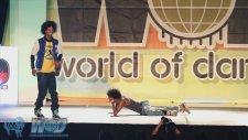 LES TWINS World of Dance San Diego (WOD - YAK FILMS)
