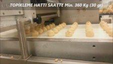 Tmak Makına - Otomatik Süslemeli Kuru Pasta Makınası
