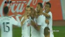 Dinamo Tbilisi 0-5 Tottenham (Maç Özeti)