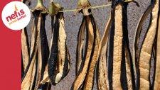 Kışlık Patlıcan Kurutma Tarifi