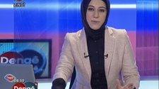 TRT spikeri canlı yayında ağladı