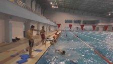 Yüzme Dersi
