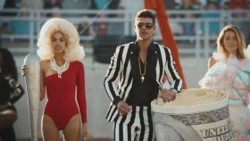 Robin Thicke Ft. Kendrick Lamar, 2 Chainz - Give It 2 U
