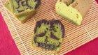 Frankenstein Desenli Kek