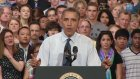 Barack Obama Singing Made İn The Usa By Demi Lovato
