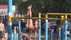 Sokak Sporu Yapan Ruslar
