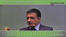 17 Şubat 2012 - Etohum Kampı Antalya Fethi İmek - İhsan Elgin