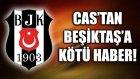 Beşiktaş'ın Cezası Onandı