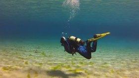 Dünya'nın En Berrak Gölü - Sameranger Gölü