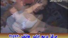Suriyeli Arap Güzelinden Dans Şov