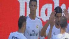 Cristiano Ronaldo'dan Harika Kafa Gol'ü