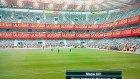 İşte Pes 2013'te Yaptığım Galatasaray Türk Telekom Arena Stadı