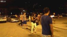 Kız'lı Erkek'li Sokak Kavgası!
