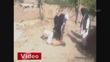 Afganistan'da insanın kanını donduran işkence