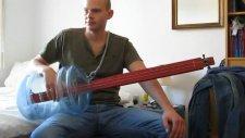Damacanadan bas gitar yapmak