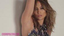 Jennifer Lopez Cosmopolitan'ın Kapak Kızı Oldu!
