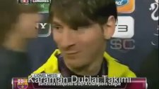 Messi Türkçe Dublaj (Ermenek Pekmezi)