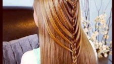 Şelale Saç Modeli