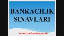 Ziraat Bankası Sınav Soruları Kitapları
