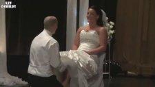 Evlilik Töreninde İnanılmaz Olay