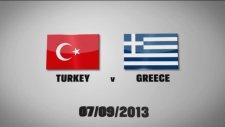 Türkiye 61-84 Yunanistan (Maç Özeti)