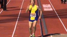 10 Bin Metre Koşup Son Düzlükte Çöken Atlet