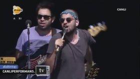 Büyük Ev Ablukada - Havadar (Rock'n Coke 2013)